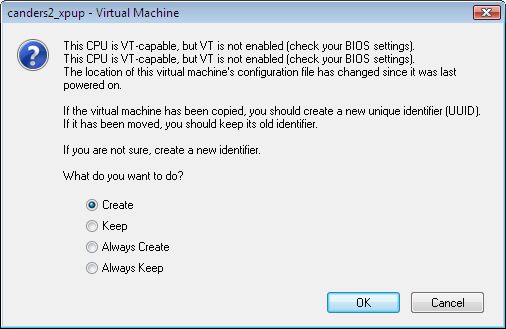 Как сделать копию vmware 444